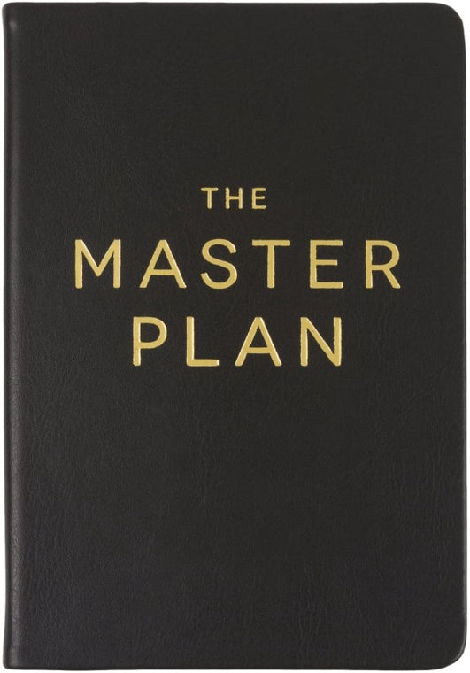 Black Master Plan Journal