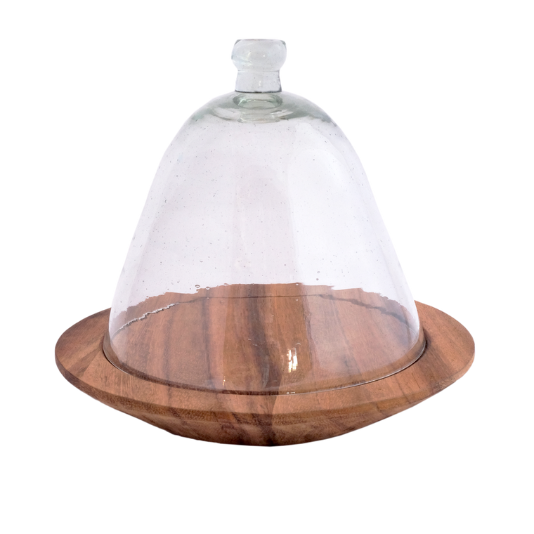 Caro Bar Cheese Board/ W Dome