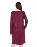 Aurora Round Neck Tunic Wih Pockets