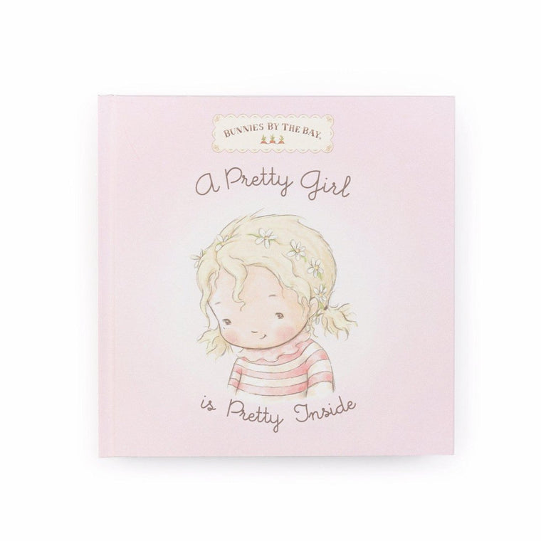 Bunnies By The Bay: A Pretty Girl Board Book