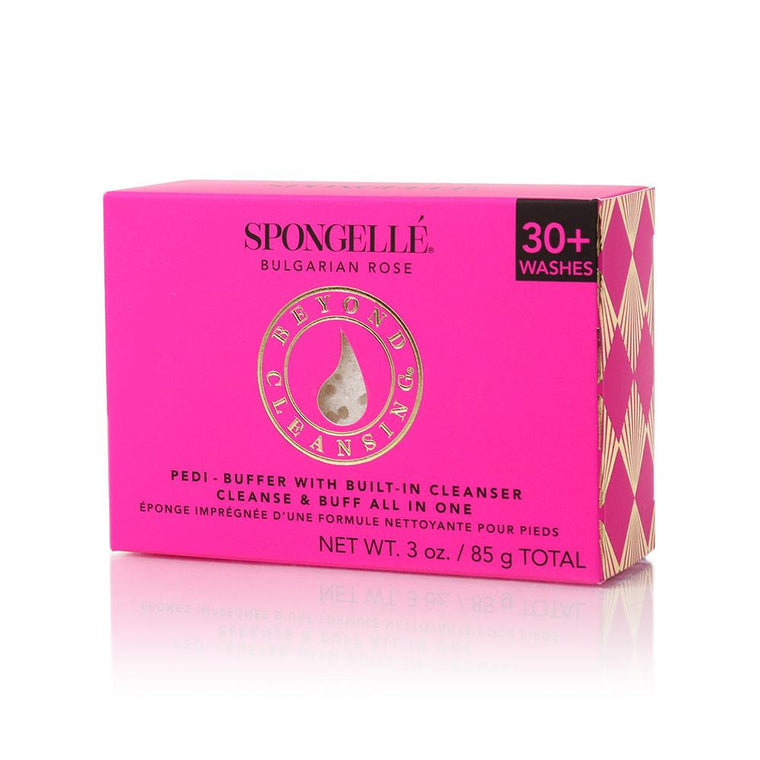 Spongelle Pedi Buffer (multiple scents)