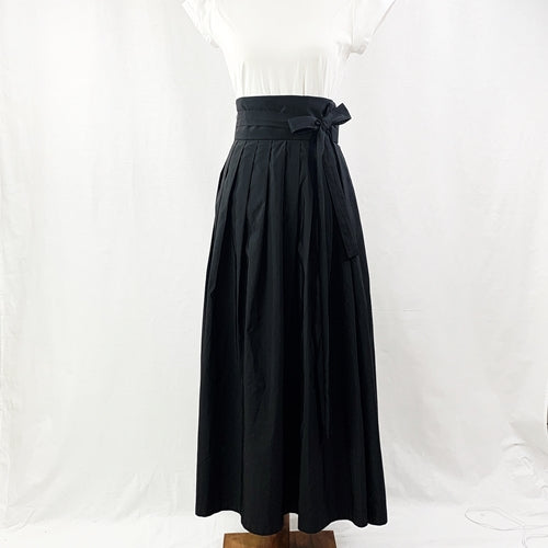 Wrap Skirt-Ball Length