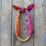 Holst+Lee Bandana Necklace