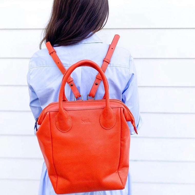 Maria Orange BECK BackPack