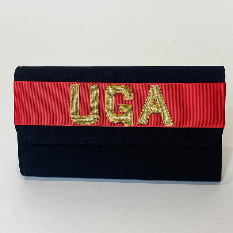 Lisi Lerch Avery Clutch UGA