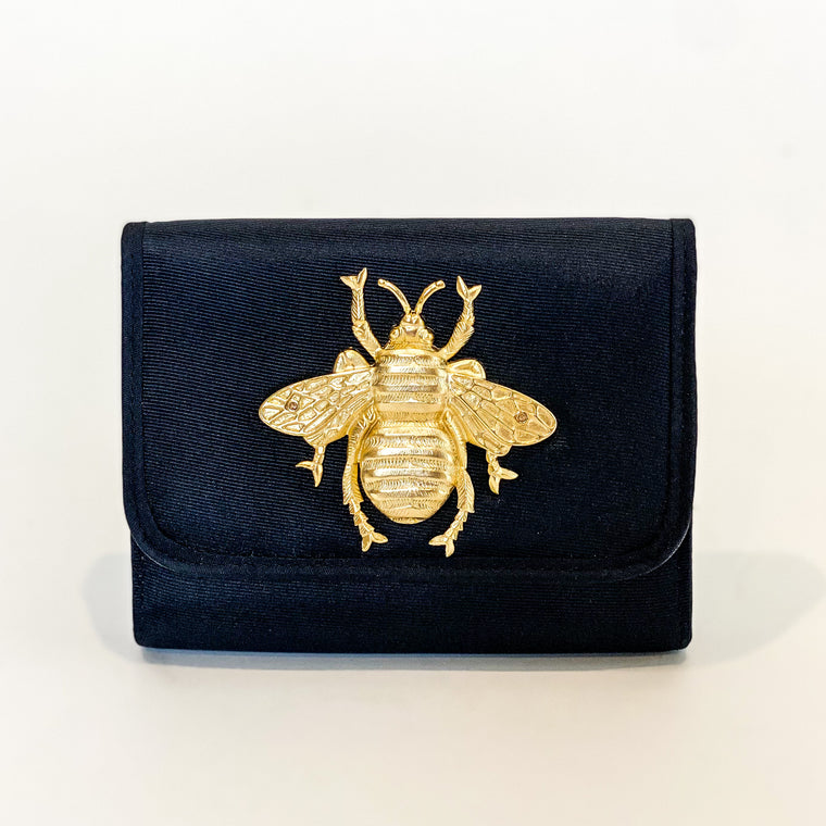 Eleanor- Bee Clutch Or Shoulder