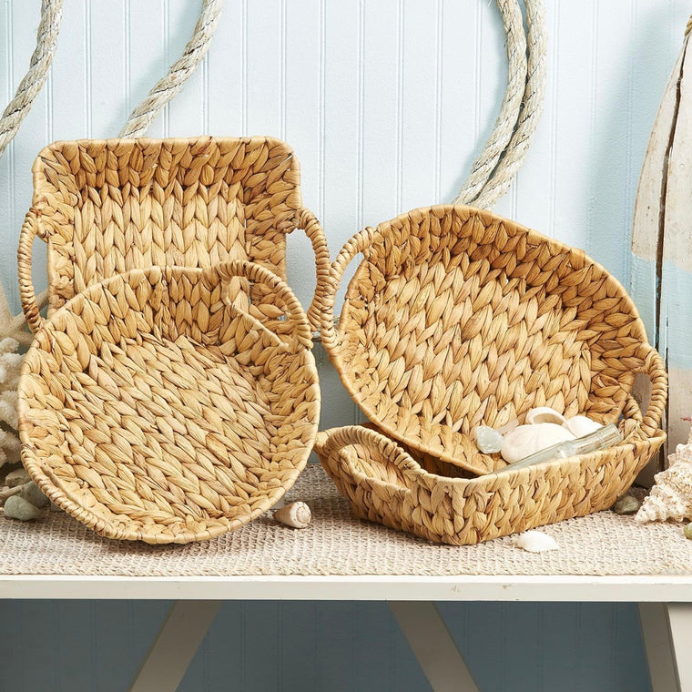 Hand-Crafted Basket