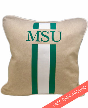 Canvas Personalized Pillow