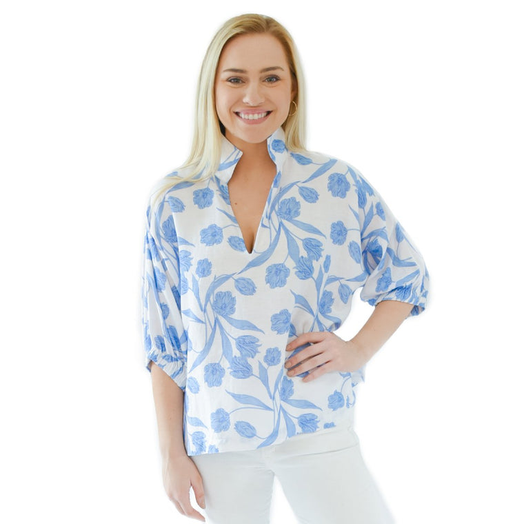 Emily McCarthy Poppy Top Tulip Twist