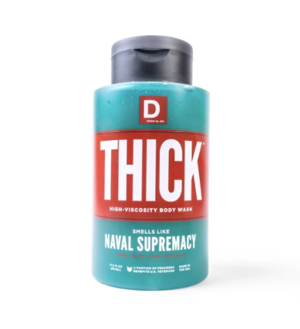 Thick Naval Supremecy Body Wash