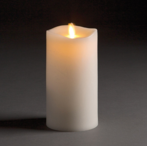 3.5 x 7 Moving Flame Candle