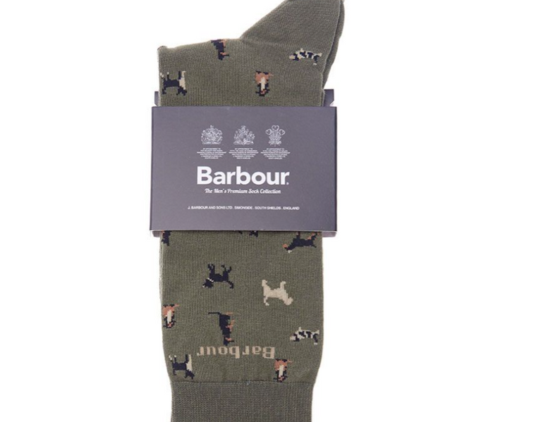 Barbour Mavin Sock