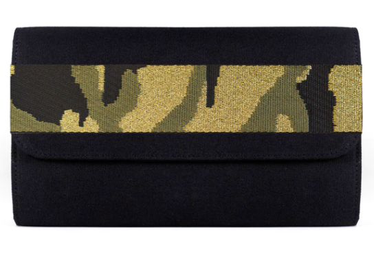 Lisi Lerch Avery Clutch Wirth Camo Band