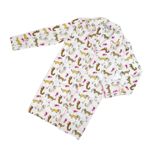 Cocktail Weenies Nightshirt