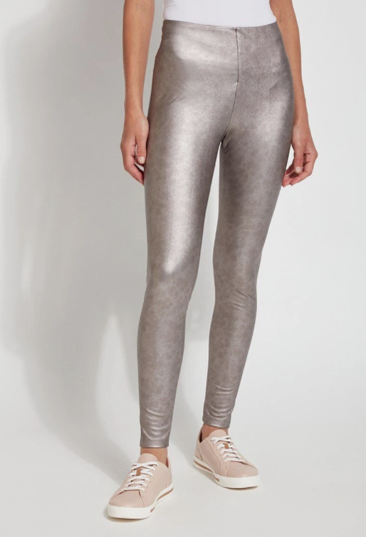 Freya Legging Metallic Blush
