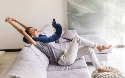Mobile Pillow (multiple colors)