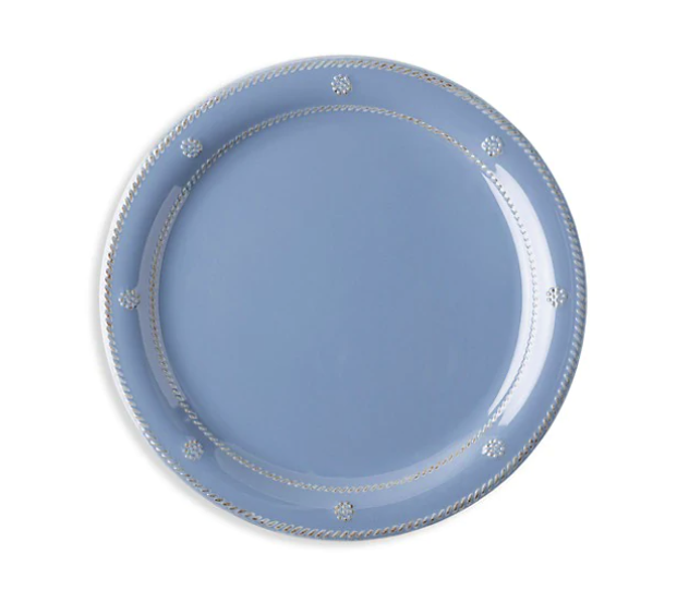 Juliska Dinner Plate Melamine Chambray