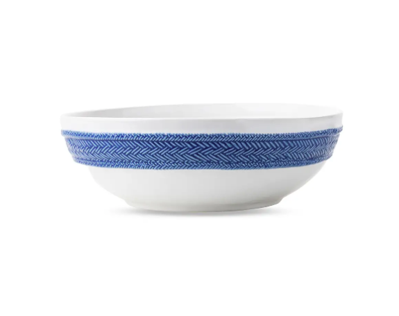 Juliska La Panier Delft Blue Serving Bowl 12