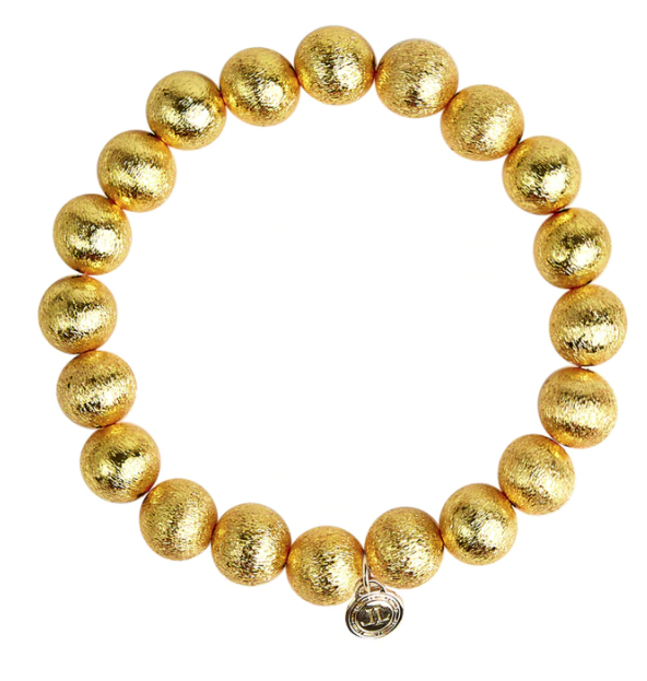 Georgia Bracelet Gold 10MM