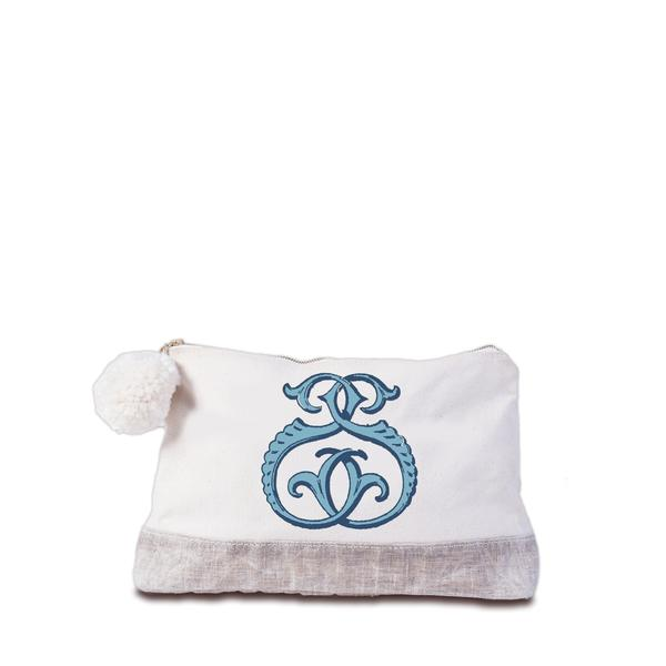 Henry Dry Goods No 4 Small Cosmetic Bag