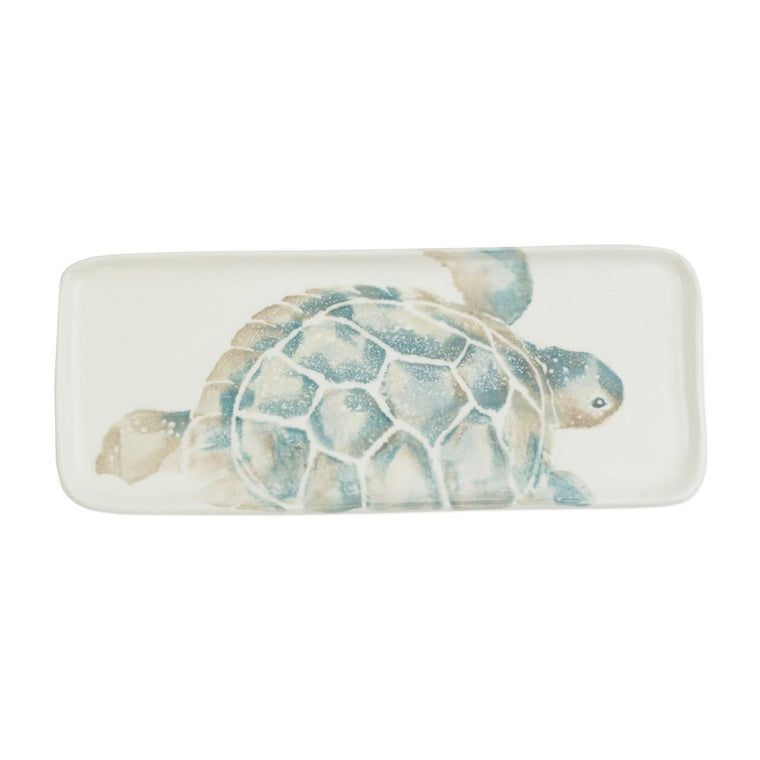Tartaruga Narrow Rectangular Tray