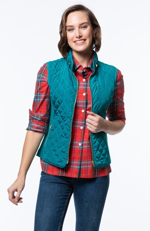 Tyler Boe Quilted Vest