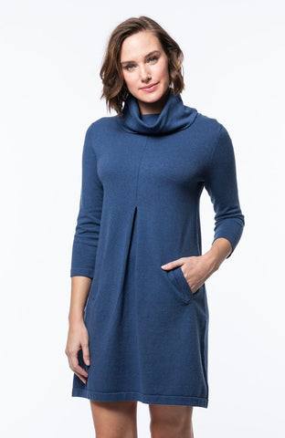 Kim Cotton Cashmere Dress