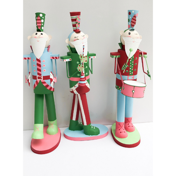 Nutcracker Band Set of 3