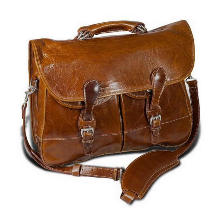 The Burke & Wills Laptop Bag