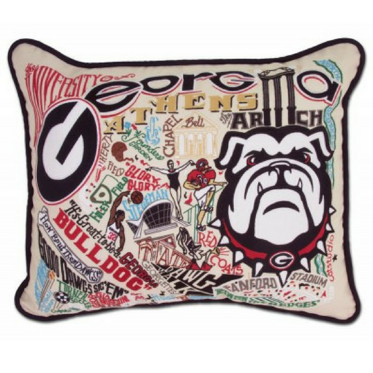 Catstudio UGA Pillow