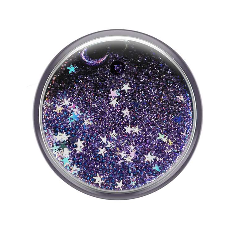 PopSocket Luxe Tidepool Galaxy Purple