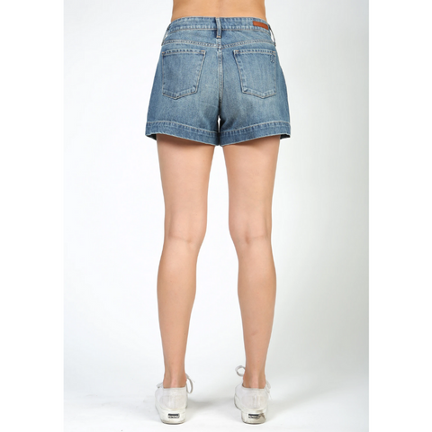 Articles of Society Denim Short- The Ziggy