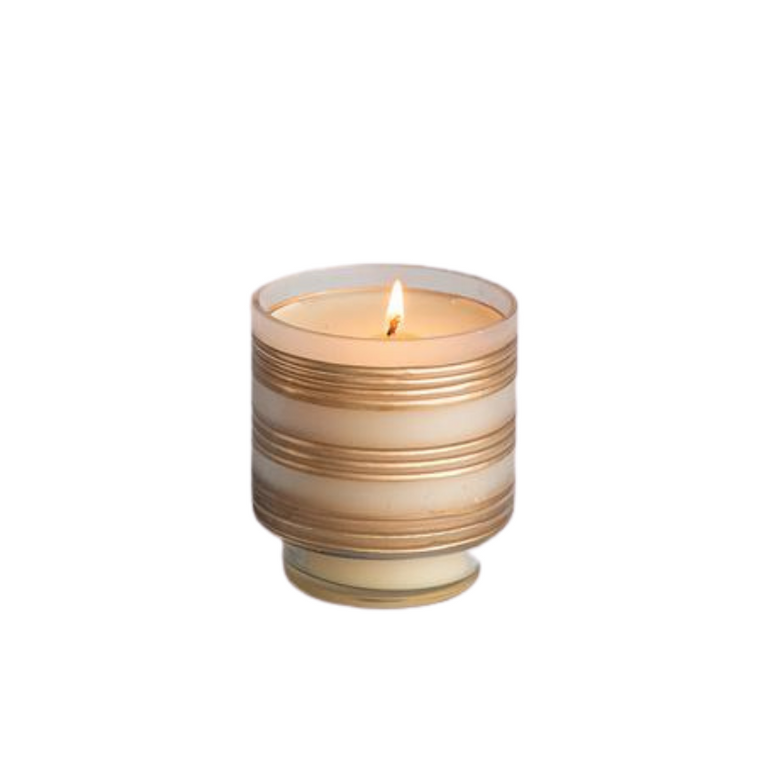 Petite Pedestal Candle - Red Currant