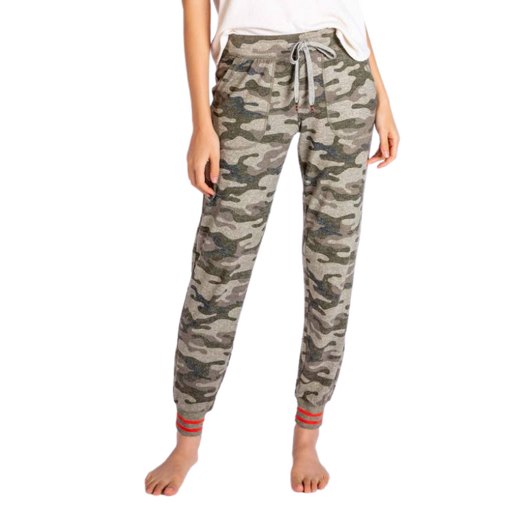 Camo Command Jogger PJ Pants