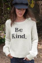 Be Kind Crew Chunky Sweater