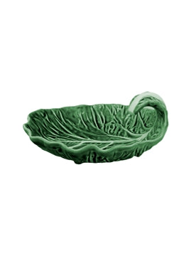 Cabbage Leaf With Curvature 7
