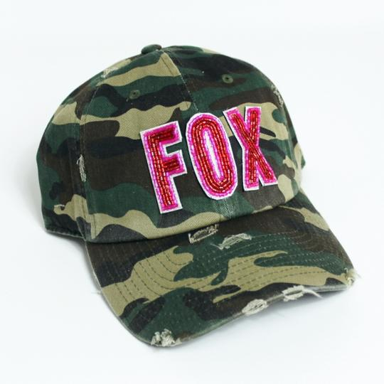 Custom Camo Ball Cap