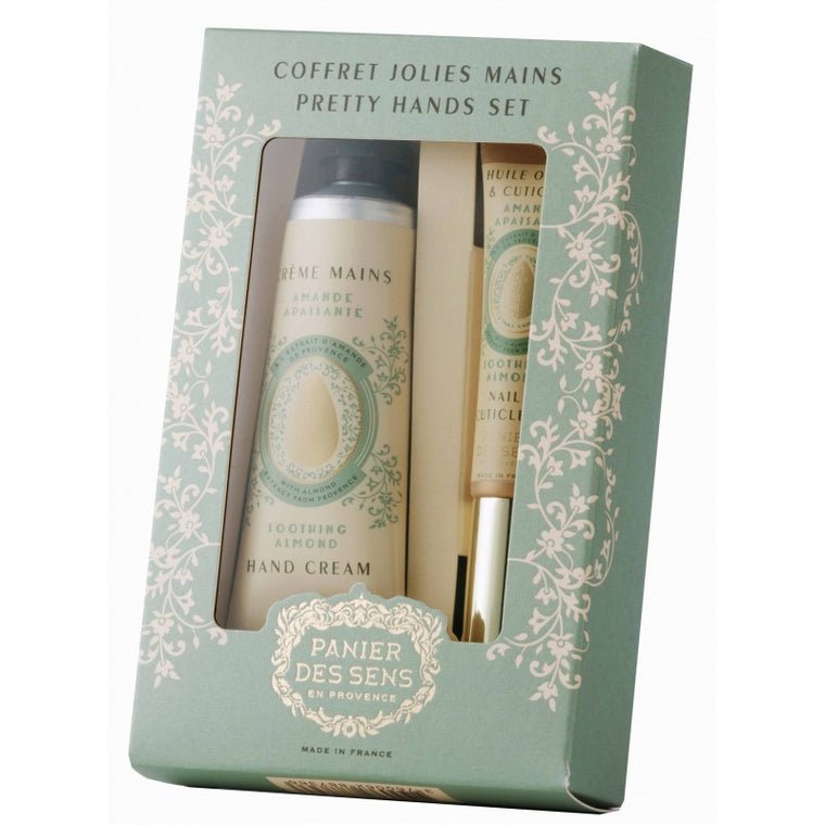 French Pretty Hands Gift Set