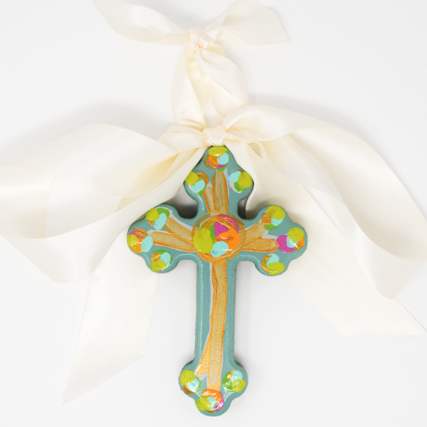 Have Mercy Handmade Cross