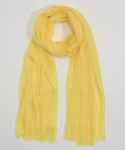 Crinkle Scarf (various colors)