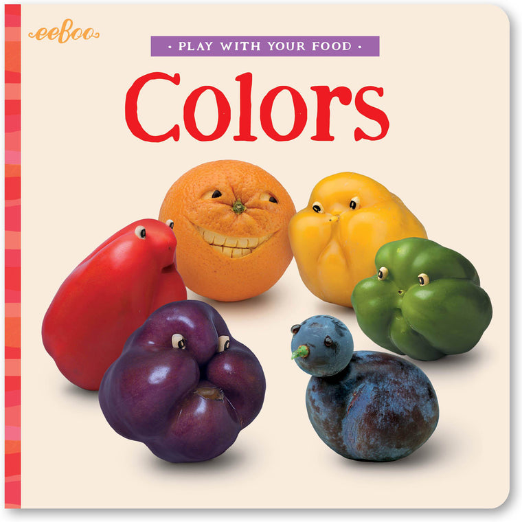 Play with Your Food Colors