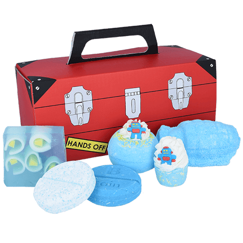 Bath Time Toolbox Gift Pack