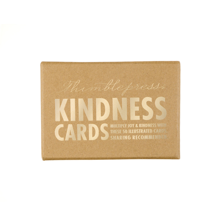 Thimble Press Kindness Cards