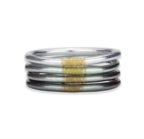 Budhagirl All Weather Bangle - Moon