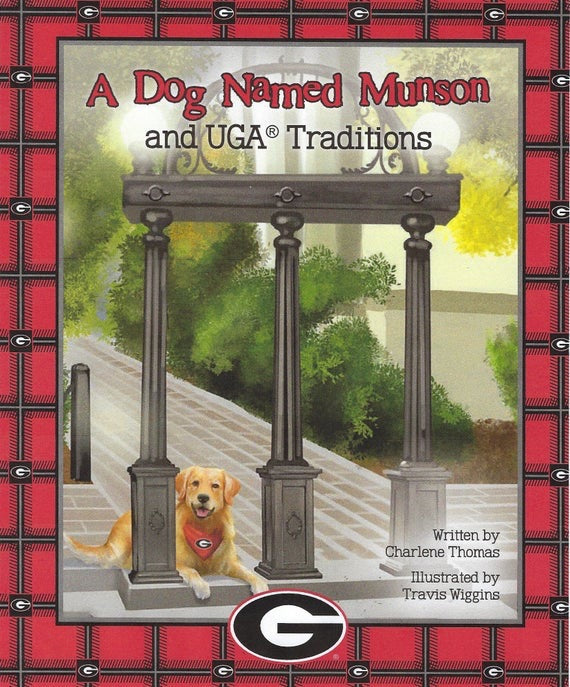 A Dog Named Munson And UGA Traditions