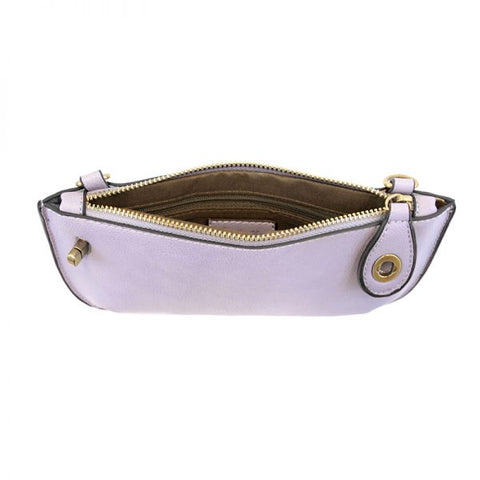 Mini Crossbody Wristlet Clutch (multiple colors)