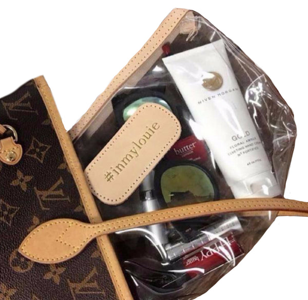 #inmylouie travel bag