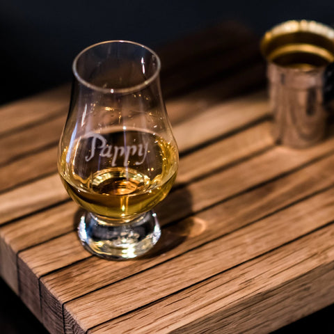 The Pappy Tasting Glass
