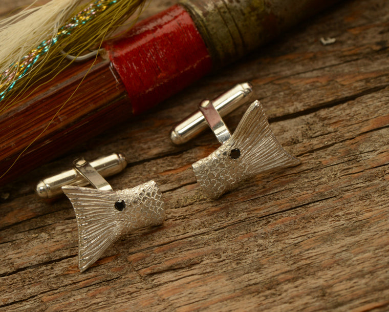 Mark Lexton Spottail Cufflinks