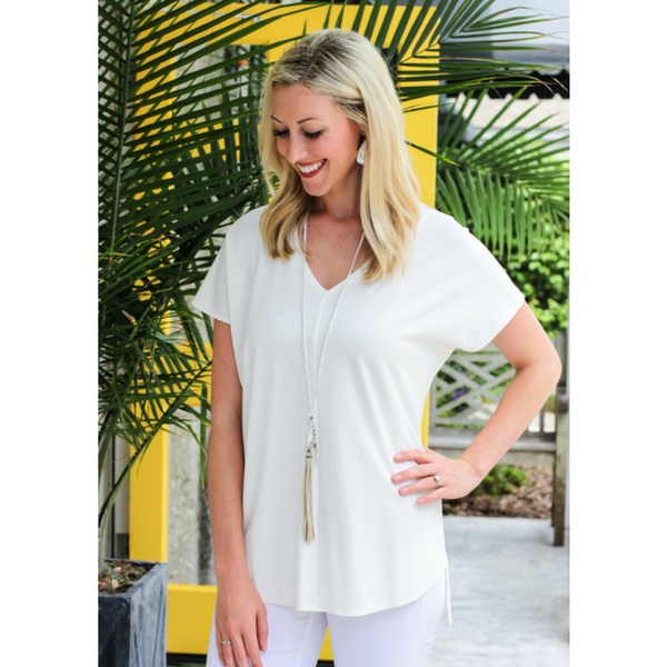 Lior Center Seam Blouse